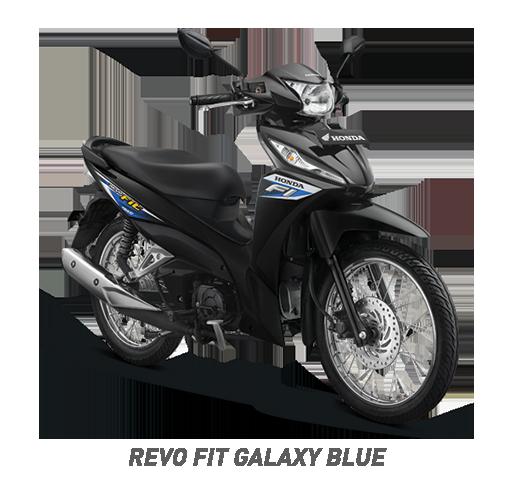 REVO FIT GALAXY BLUE